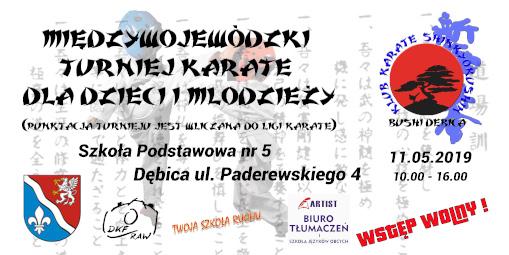Turniej Karate dla Dzieci i Młodzieży
