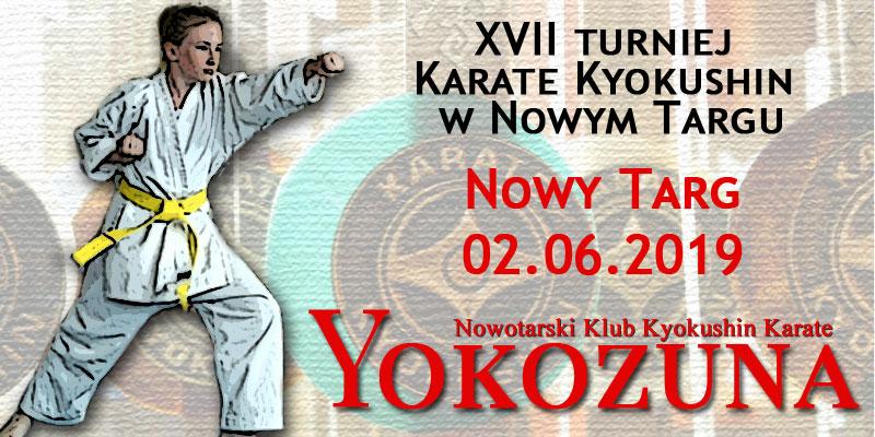 XVII Młodzieżowy Turniej Karate Kyokushin