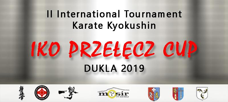 II Międzynarodowy Turniej Karate Kyokushin IKO